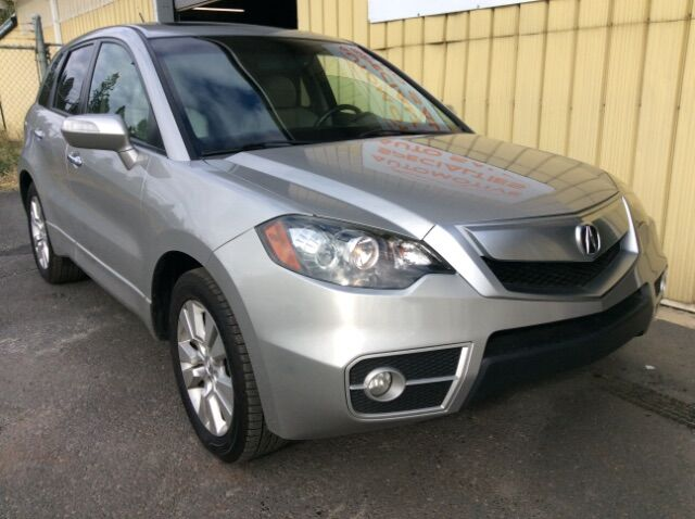 2012 Acura RDX 5-Spd AT SH-AWD Spokane WA