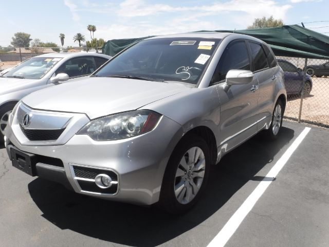 2012 Acura RDX 5-Spd AT with Technology Package Mesa AZ