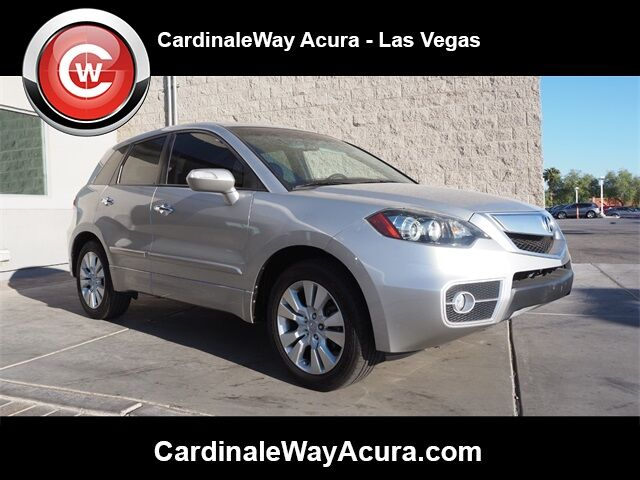 2012 Acura RDX Technology Package Las Vegas NV