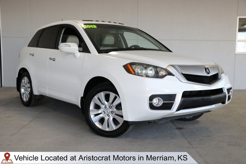 2012 Acura RDX Technology Package Merriam KS