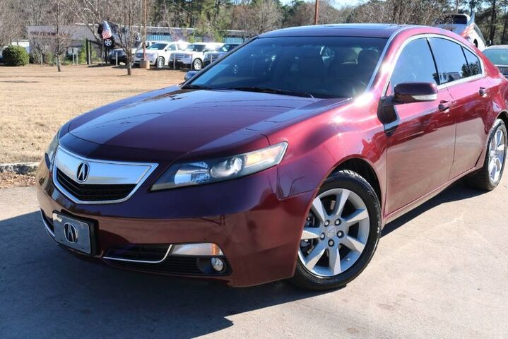 2012 Acura TL ** TECHNOLOGY PACKAGE ** - w/ NAVIGATION & LEATHER SEATS Lilburn GA