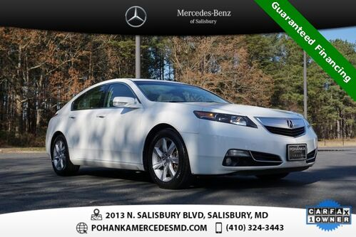 2012_Acura_TL_3.5 ** SUNROOF ** GUARANTEED FINANCING ** ONE OWNER **_ Salisbury MD