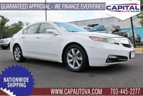 2012_Acura_TL_3.5_ Chantilly VA