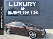 2012_Acura_TL_3.5_ Leavenworth KS