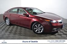 2012_Acura_TL_3.5_ Seattle WA