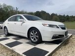 2012 Acura TL 4d Sedan Tech