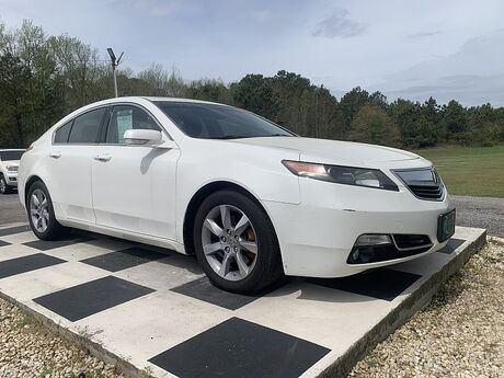 2012 Acura TL 4d Sedan Tech Virginia Beach VA