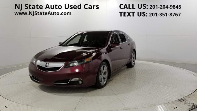 2012 Acura TL 4dr Sedan Automatic SH-AWD Tech Jersey City NJ