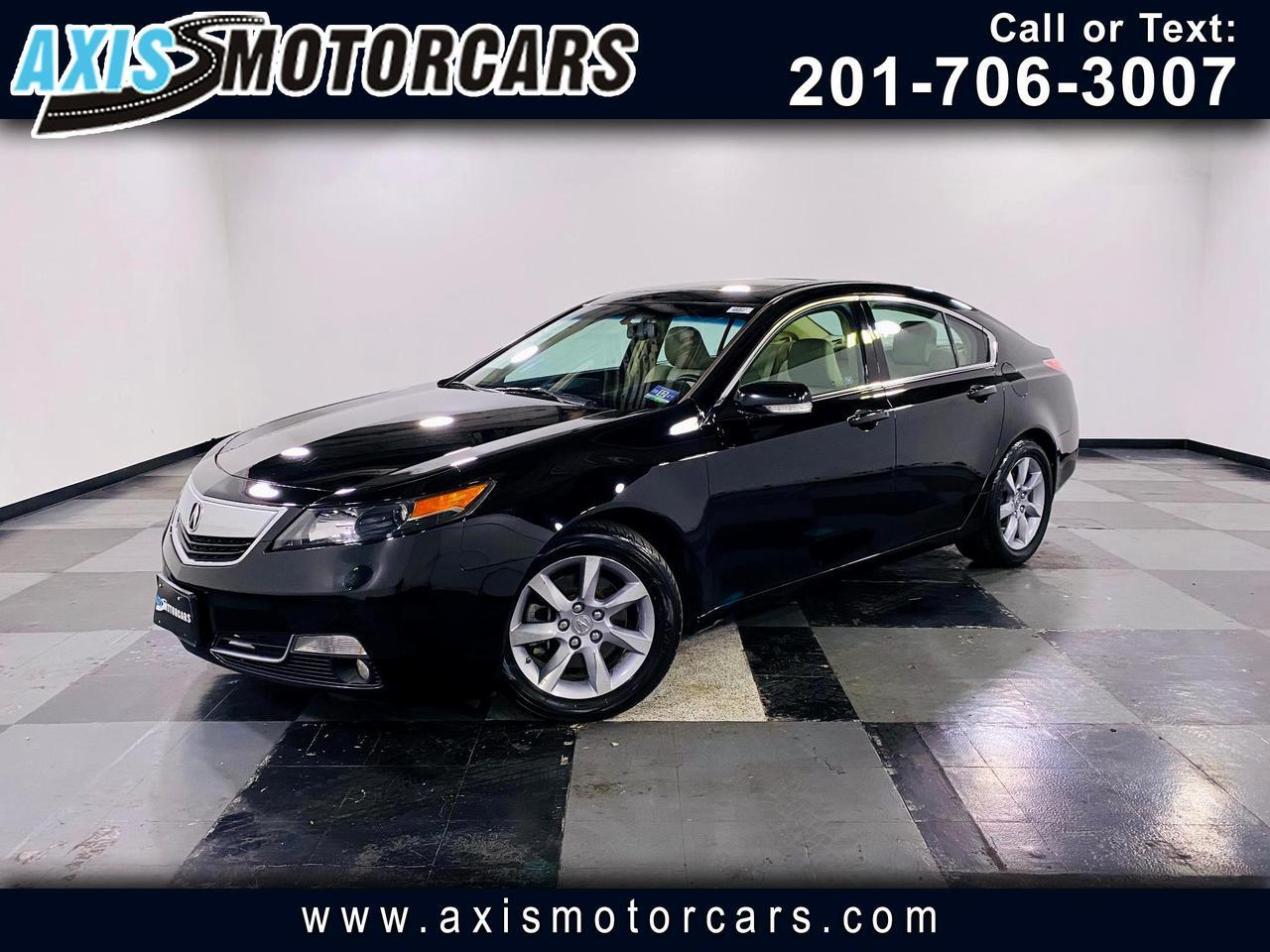 2012 Acura TL 4dr w/Sun Roof Jersey City NJ