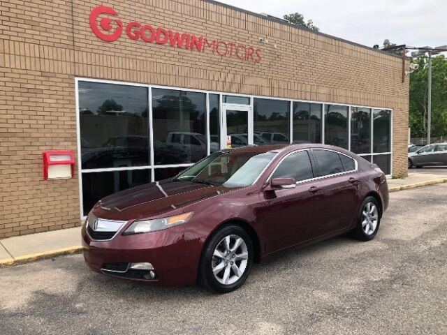 2012 Acura TL 6-Speed AT Columbia SC