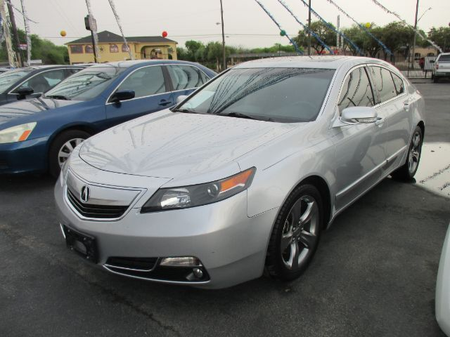 2012 Acura TL 6-Speed AT SH-AWD with Tech Package and HPT San Antonio TX