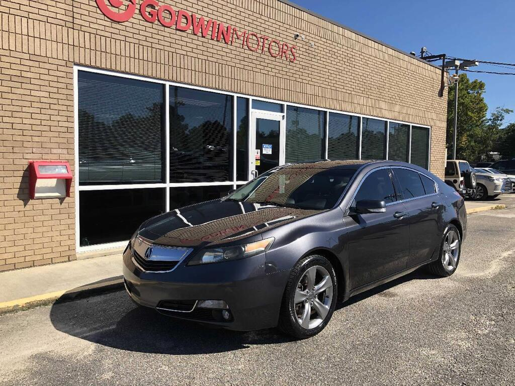 2012 Acura TL 6-Speed AT with Advance Package Columbia SC