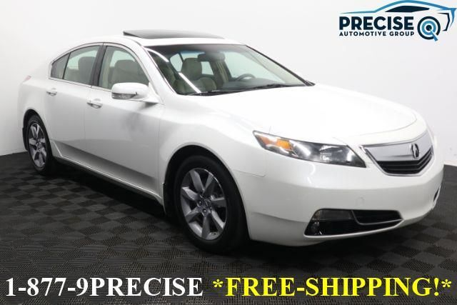 2012 Acura TL 6-Speed AT with Tech Package Chantilly VA