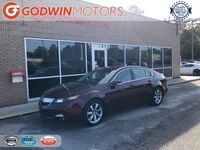 Acura TL 6-Speed AT with Tech Package 2012