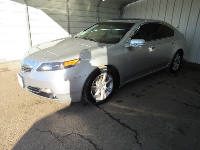 2012 Acura TL 6-Speed AT with Tech Package Dallas TX