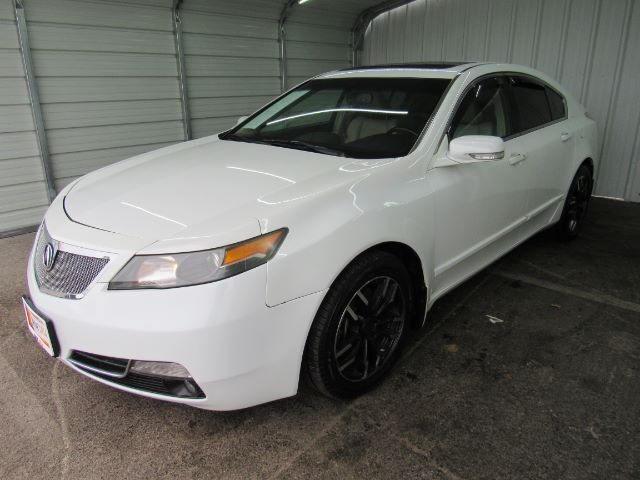 2012 Acura TL 6-Speed AT with Tech Package and 18-In. WP Dallas TX