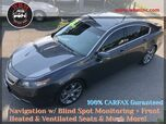 2012 Acura TL SH-AWD w/ Advance Package