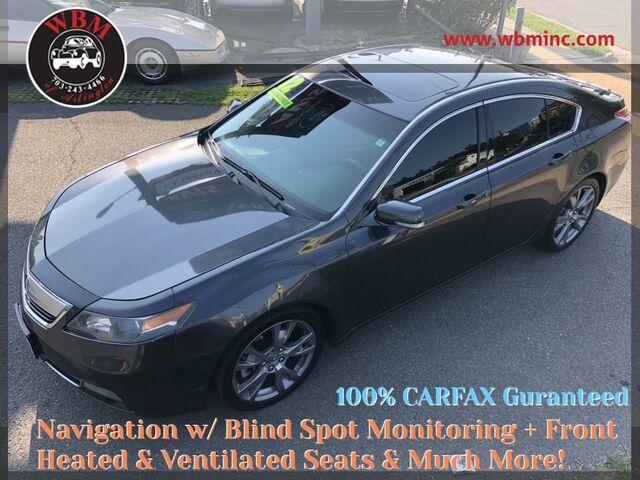 2012 Acura TL SH-AWD w/ Advance Package Arlington VA