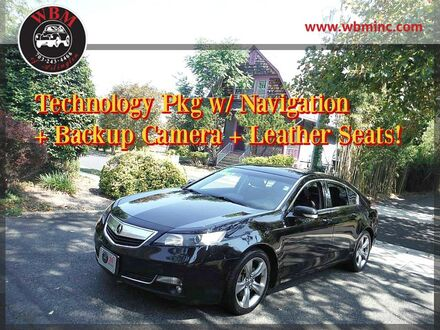 2012_Acura_TL_SH-AWD w/ Technology Package_ Arlington VA