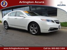 Acura TL SH-AWD 2012