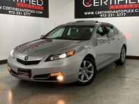 Acura TL SUNROOF HEATED LEATHER SEATS BLUETOOTH MEMORY SEAT HEATED POWER MIRRORS KEY 2012