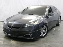 2012_Acura_TL_Tech Auto AWD ** Lowered Suspension**_ Addison IL