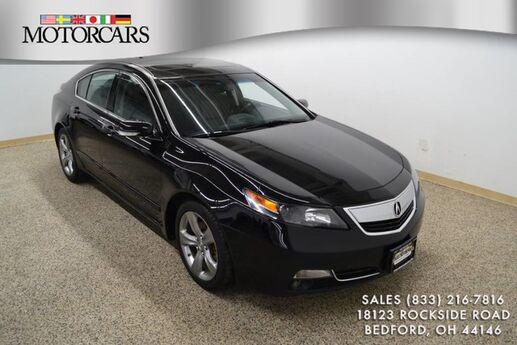 2012 Acura TL Tech Auto AWD Bedford OH