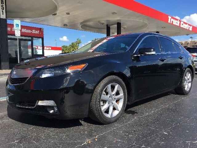 2012_Acura_TL_Tech Auto_ Fort Myers FL