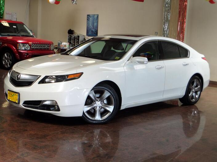2012 Acura TL w/Tech Package Queens NY