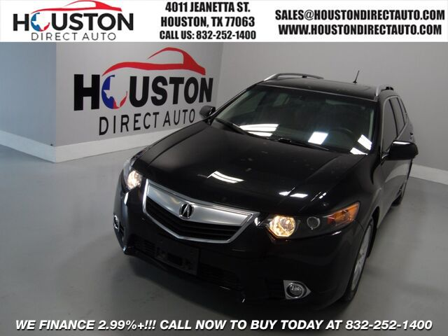 2012 Acura TSX 2.4 Houston TX