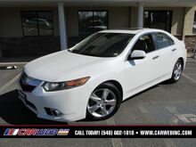 2012_Acura_TSX_5-Speed AT_ Fredricksburg VA