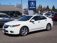 Acura TSX 5-Speed Automatic 2012