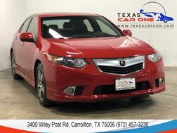 2012_Acura_TSX_SPECIAL EDITION SUNROOF LEATHER/SUEDE HEATED SEATS BLUETOOTH PAD_ Carrollton TX