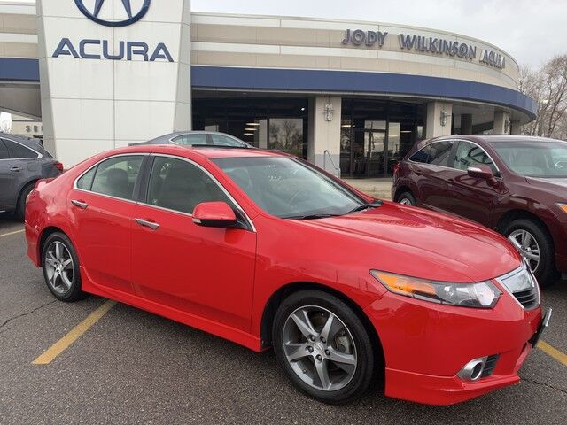 2012 Acura TSX Special Edition Salt Lake City UT