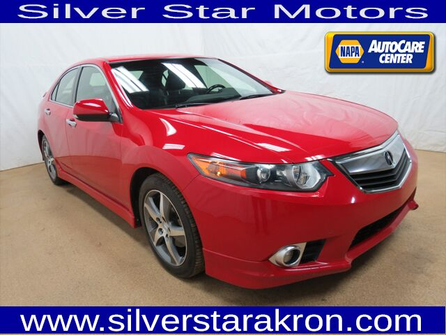 2012 Acura TSX Special Edition Tallmadge OH