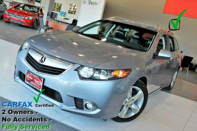 Used Acura TSX Sport Wagon Carfax Certified Owners No - Used acura wagon