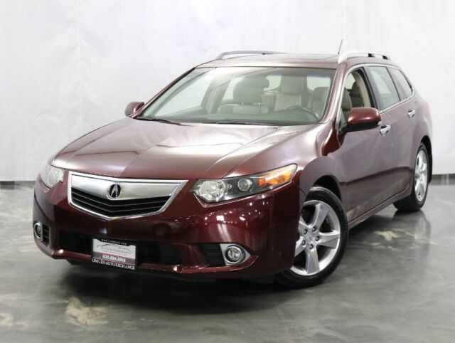 2012 Acura TSX Sport Wagon Tech Pkg With Navigation Addison IL