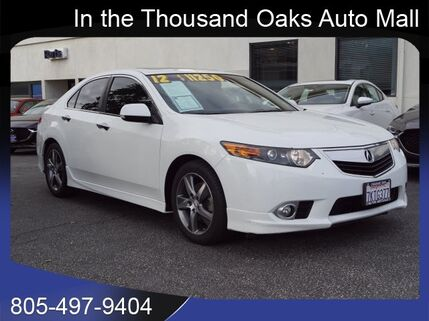 2012_Acura_TSX_w/Special_ Thousand Oaks CA
