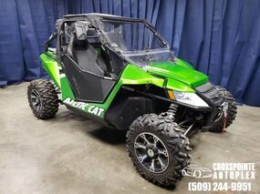 Arctic Cat Wildcat 1000 V-Twin H.O. 2012