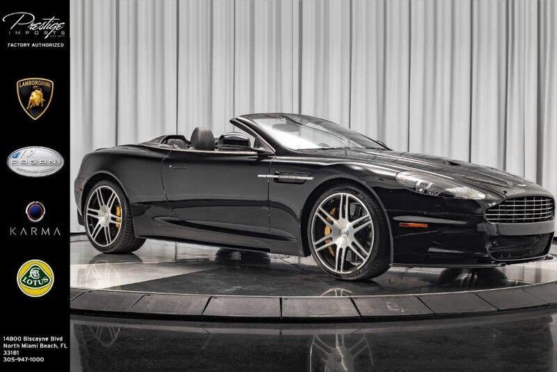 2012_Aston Martin_DBS CARBON EDITION__ North Miami Beach FL