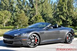 Aston Martin DBS Volante Ultimate Edition 2012