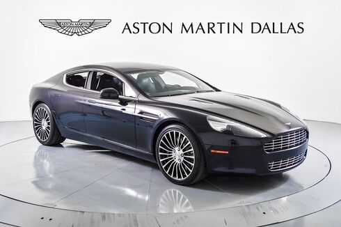 2012_Aston Martin_Rapide_REAR SEAT ENTERTAINMENT_ Dallas TX