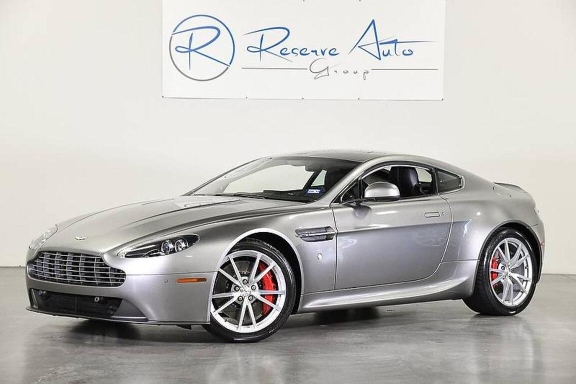 2012 Aston Martin V8 Vantage  The Colony TX