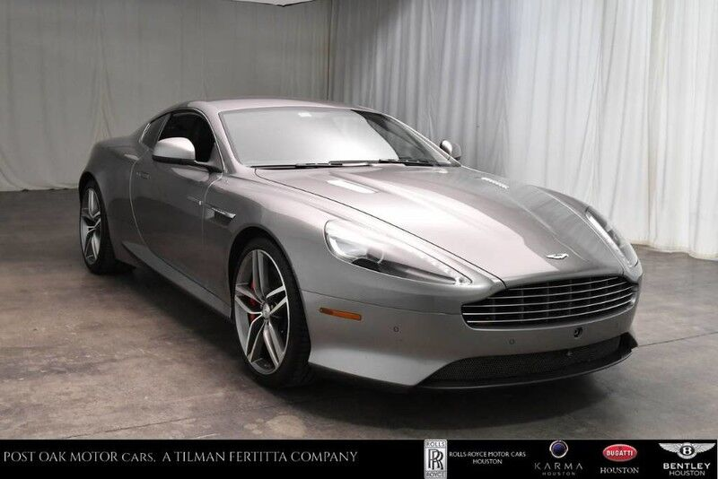 2012 Aston Martin Virage Houston TX