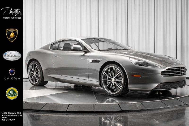 2012_Aston Martin_Virage__ North Miami FL