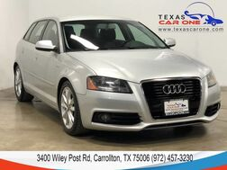 2012_Audi_A3_2.0 TDI PREMIUM LEATHER HEATED SEATS BLUETOOTH AUTOMATIC POWER D_ Carrollton TX