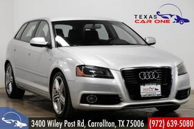 2012_Audi_A3_2.0 TDI PREMIUM PLUS NAVIGATION PLUS 18 INCH SPORT PACKAGE AUTOM_ Carrollton TX