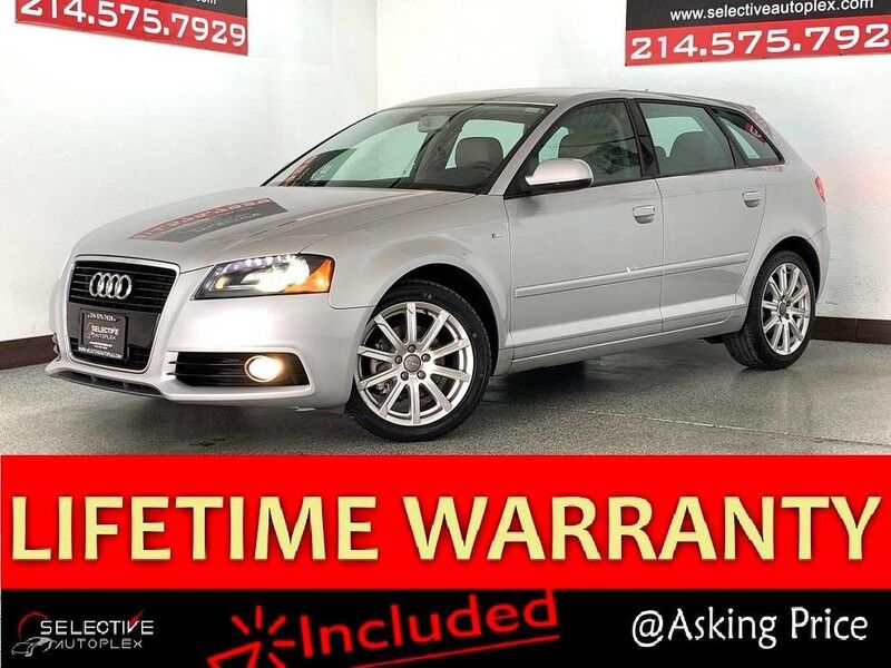 2012 Audi A3 2.0 TDI Premium Plus, LEATHER