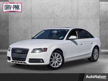 2012_Audi_A4_2.0T Premium_ Fort Lauderdale FL
