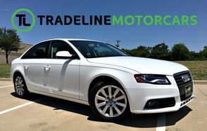 2012_Audi_A4_2.0T Premium LEATHER, BLUETOOTH, SUNROOF... AND MUCH MORE!!!_ CARROLLTON TX
